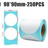 90 * 90mm-250pcs-white
