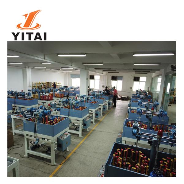 Yitai Shoelace Making Braiding Machine For Sale