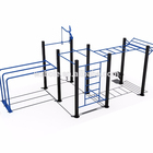 Equipment Gym TUV Certificate Outdoor Crossfit Equipment Gym Play