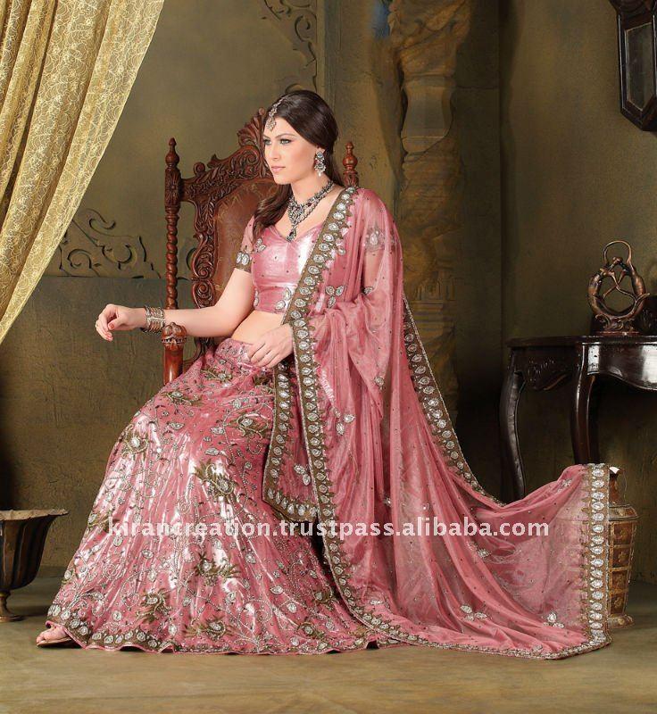 North Indian Wedding Saree