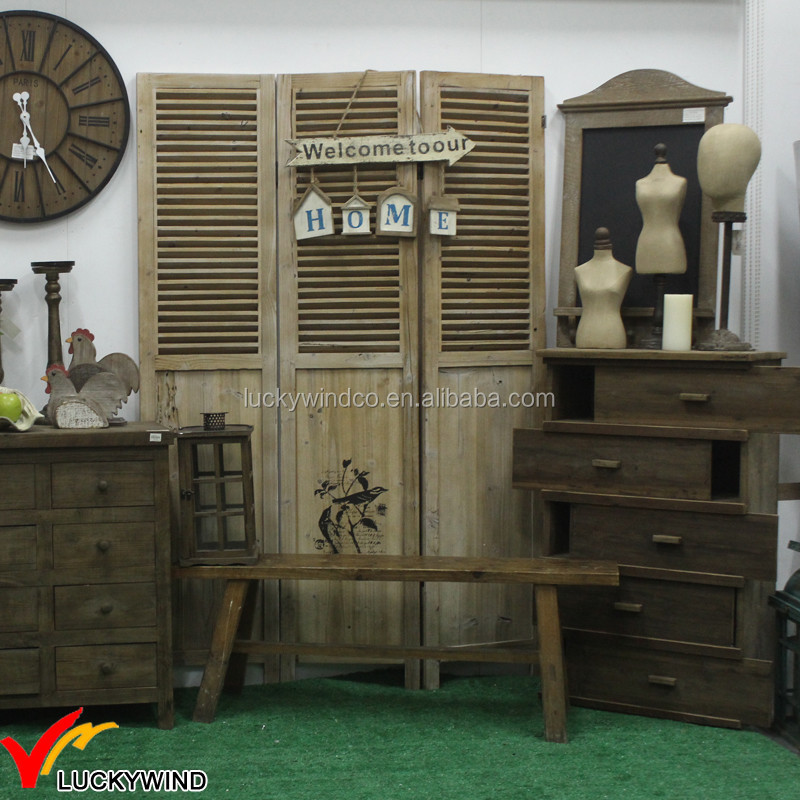 Discount Vintage Furniture: French Country Retro Wooden Wholesale Vintage Furniture