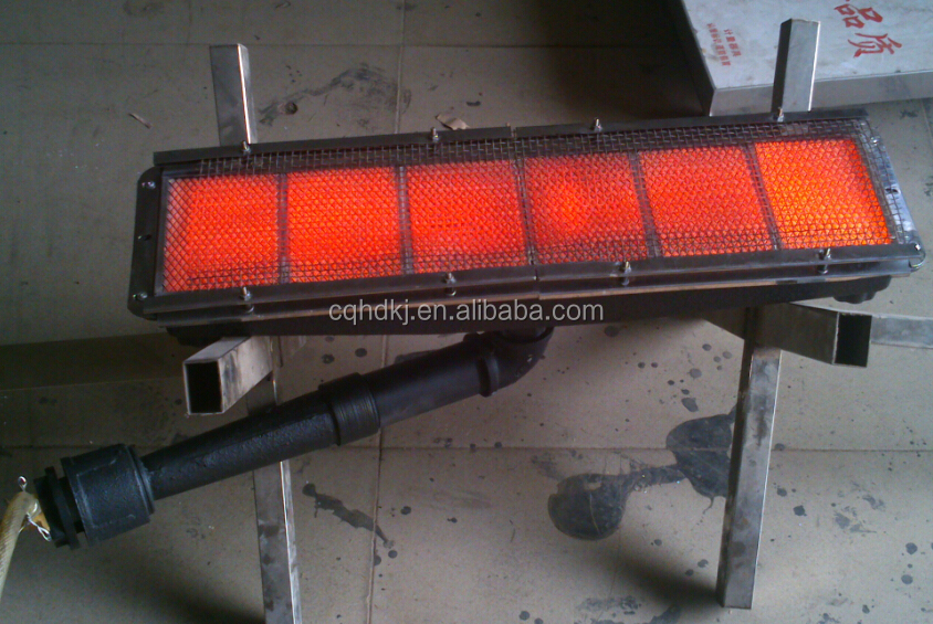 Gas cheaper than electricity infrared paint dryer, drying lamp
