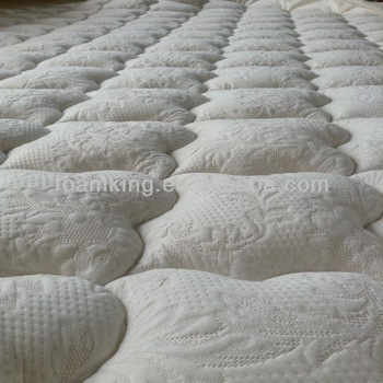 Quality Mattress Quilted Fabric & foam