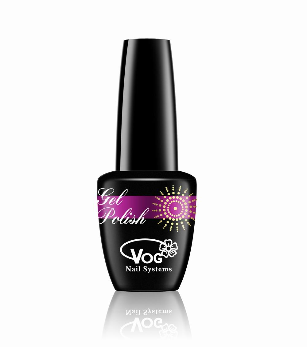 Promotion Free Shipping VOG Temperature Change Nail Art Gel 6pcs Lot 4pcs color gel 1pc base