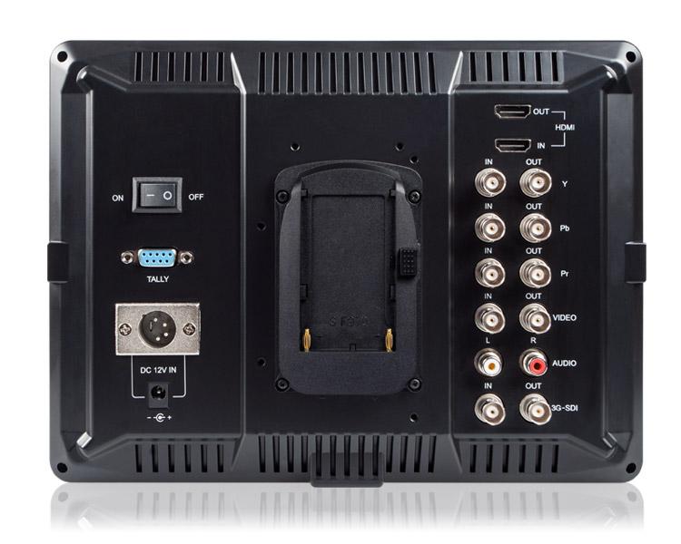 Feelworld 10.1 IPS HDMI Camera Field Monitor Full HD 1920x1200 LCD Monitor for Video DSLR