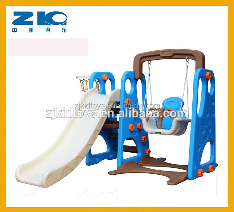 Домашняя игровая площадка Inddor, детская безопасная пластиковая горка и качели, игровые наборы в продаже