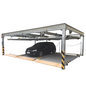 Hydraulic Auto Parking System/Vehicle Parking System/Lift-Sliding Mechanical Type Car Puzzle Parking Lift