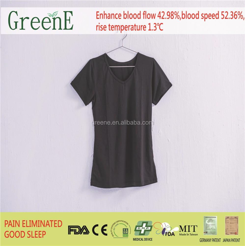Disease Care apparel - Far infrared Nano tech heating apparel