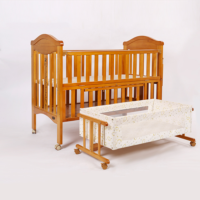 Baby Sleigh Cot Furniture