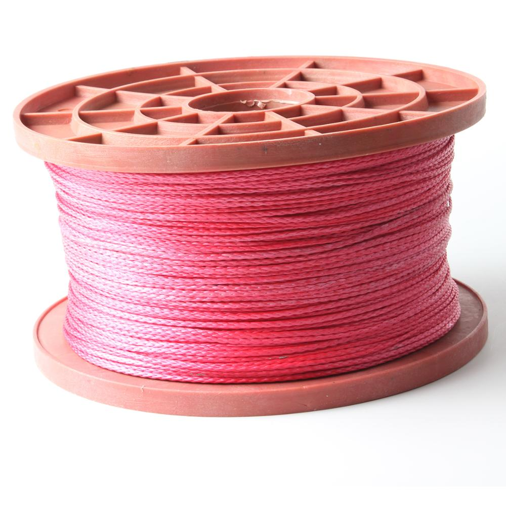 1.2mm 8 strand uhmwpe fiber braided kite line