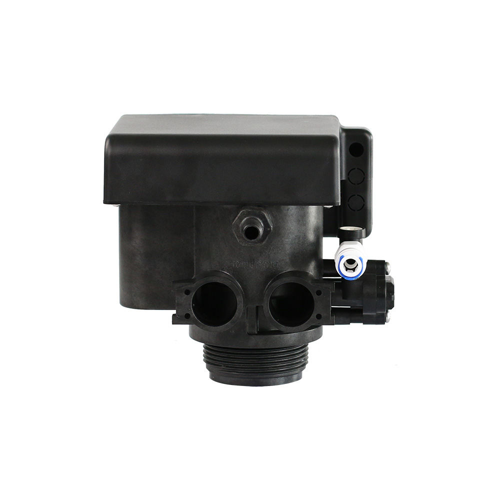 automatic water softener control valve of downflow type