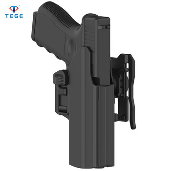 Universal Tactical Shooting Competition Holster IPSC Pistol Holster with MOLLE System