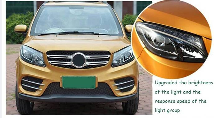 2019  New Cars Solar Extended Range Cheap Adults RHD Electric SUV Cars Made In China