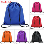 Bag Pe Bags Drawstring Personalised Drawstring Zip Bag Sack School Backpack PE Swim Beach Gym