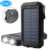 China Quality Battery 10000Mah Cell Phone Solar Power Bank Case Solar Charger For Mobile