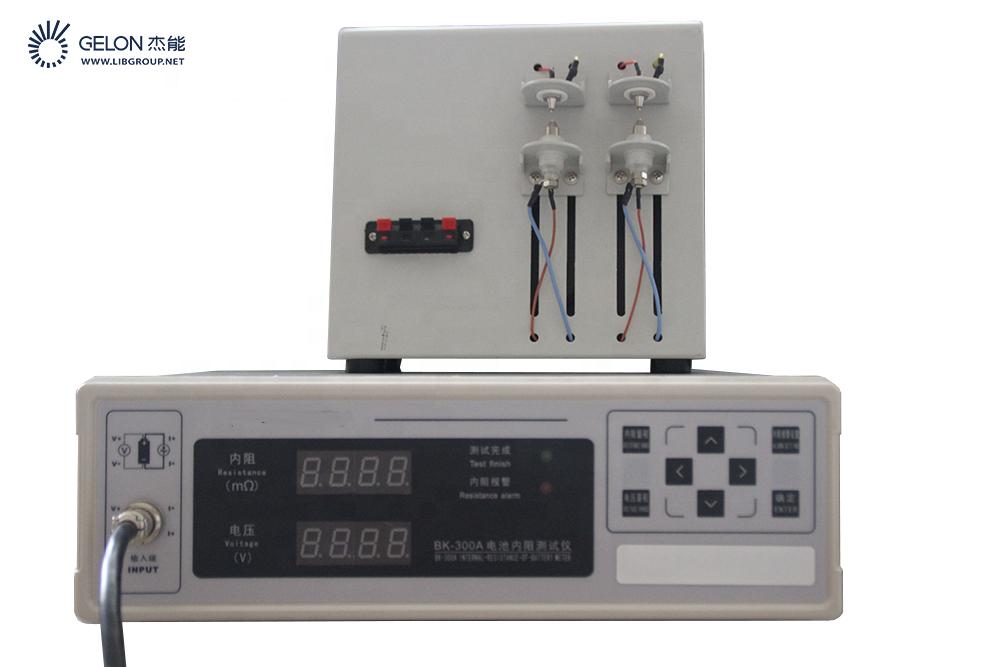 Lithium ion Battery internal resistance battery tester BK-300A