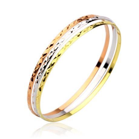 online kaufen gro handel thin gold bangles aus china thin. Black Bedroom Furniture Sets. Home Design Ideas