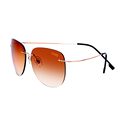 2017 Classic Aviation Alloy New fashion Designer Sunglasses Men s and Women s famous aviator Sun