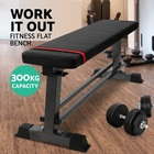 Gym Equipment Machine Multifunctional Flat Bench Sit Up Bench Fitness Gym Equipment Machine
