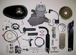 Bicycle engine wholesale/ 80 cc bisikle motor kiti/ two cylinder engine bikes