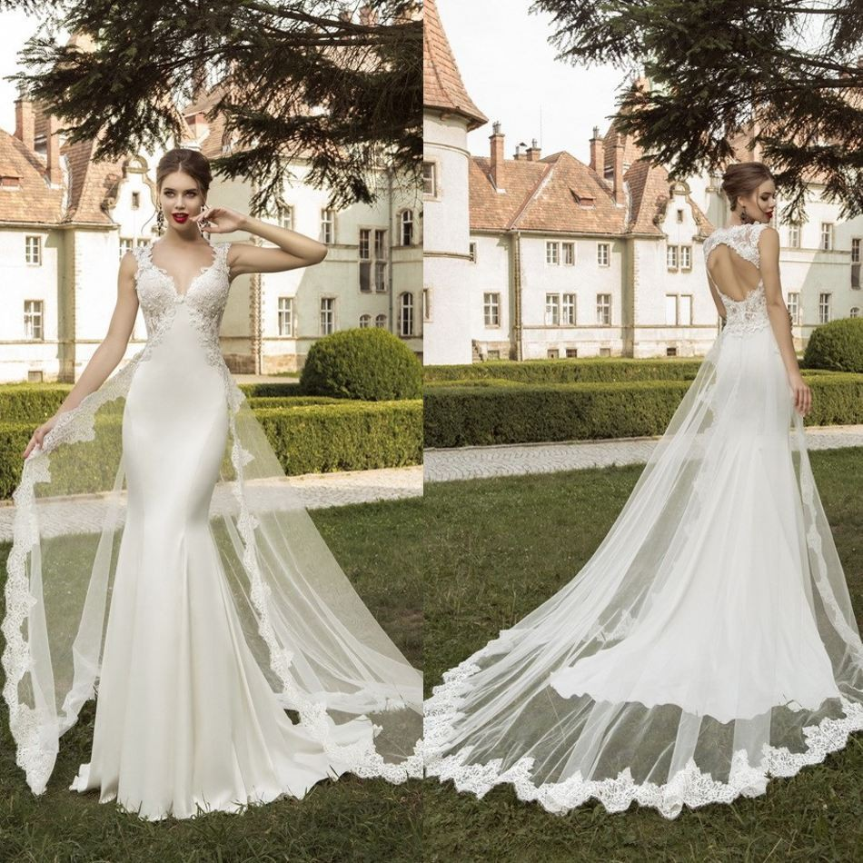 Aliexpress.com : Buy Sexy Backless Lace Mermaid Wedding