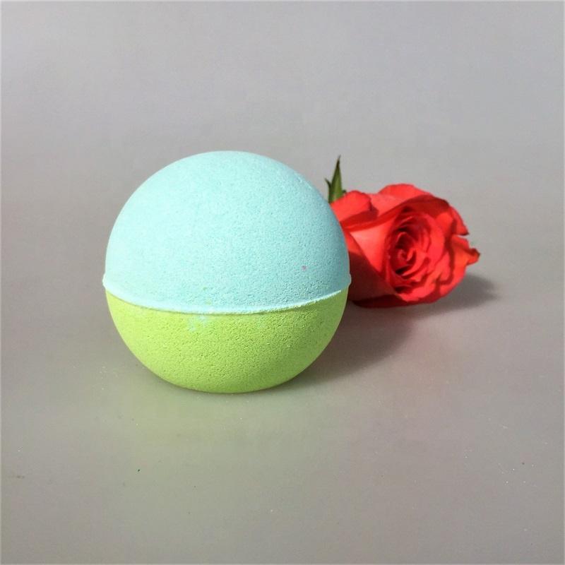 A10055 частная торговая марка, слюда, блестящие органические шарики ручной работы, Бомбочки для ванны