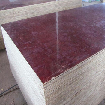 pp plastic film faced high density bamboo construction /formwork bamboo timber beams board