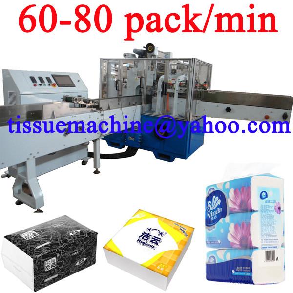 Facial Tissue Production Line