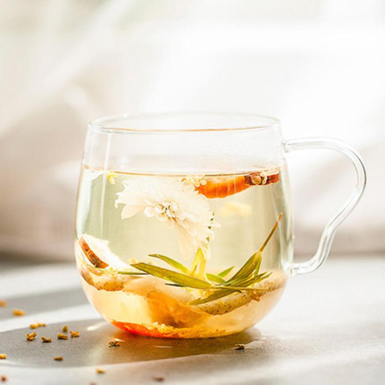 Chinese Hot Sale Sweet Organic Kumquat Flower Tea - 4uTea   4uTea.com