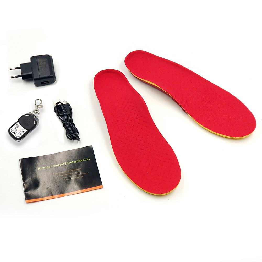 Горячая распродажа! Электрические подогреватели для ног, стельки для обуви и лыжного партнера