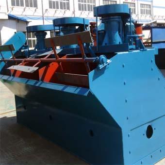 Lead Zinc ore processing plant flotation machine/flotator/flotation separator