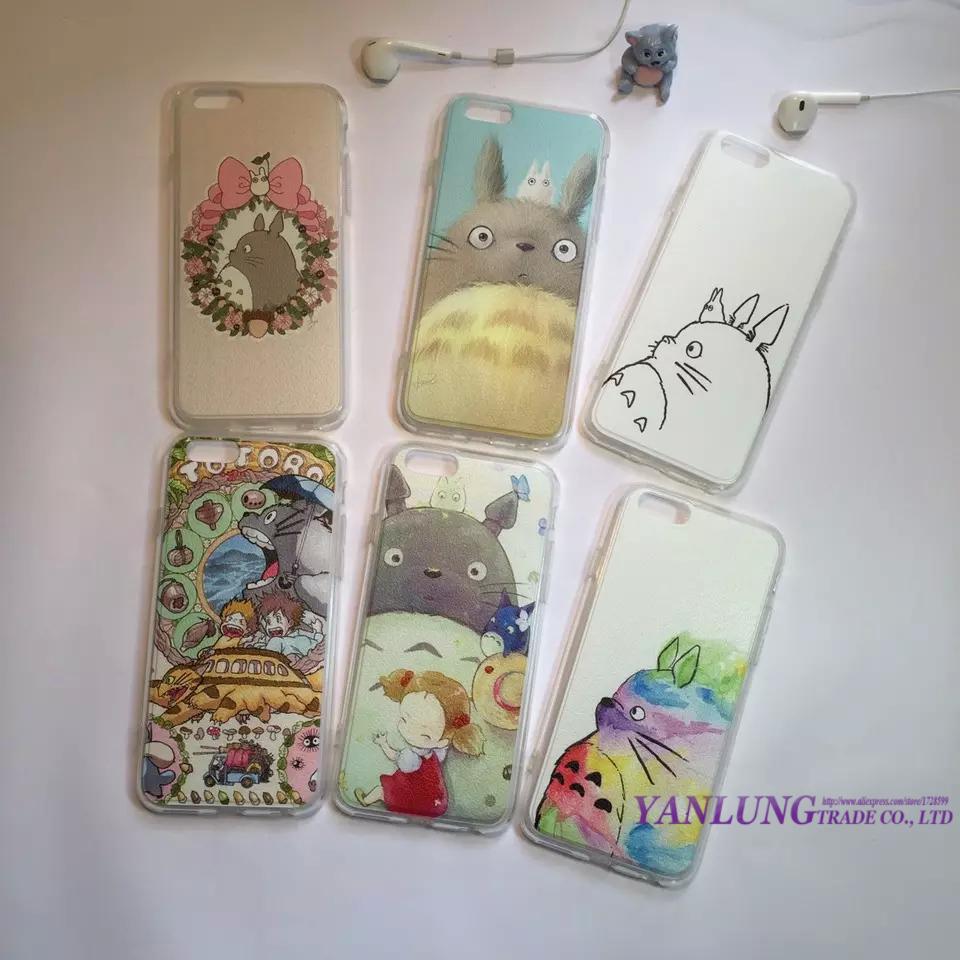 Coque Iphone  Totoro