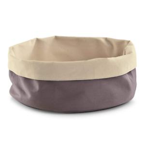 Washable Cotton foldable bread basket reusable food bag