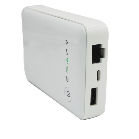 Factory OEM 750Mbps OpenWrt Wireless wifi Router with rj45 USB port