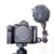 "360 Degree Dual Ball Head Hot Shoe Magic Arm Mount Adapter with 1/4"" for DSLR Cameras"
