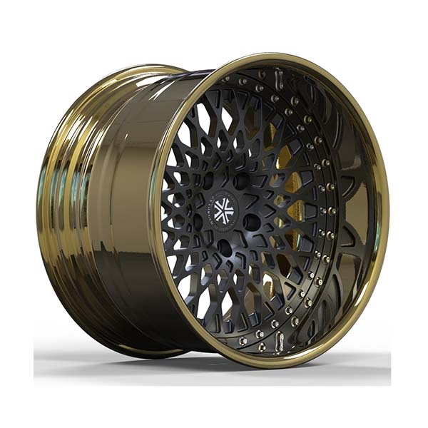 Golden Chrome Plating Forged Alloy Wheel 6061 T6 2pcs Forged Wheel Rim Buy Forged Alloy Wheel 2pcs Forged Wheel Forged Wheel Rim Product On Alibaba Com
