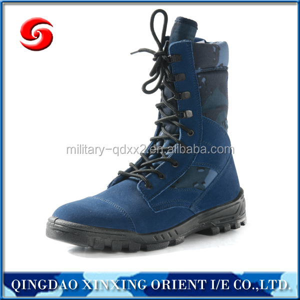 Egypt Blue Camo Water Proor Tectical Army Boots Buy Army Combat Boots Product On Alibaba Com