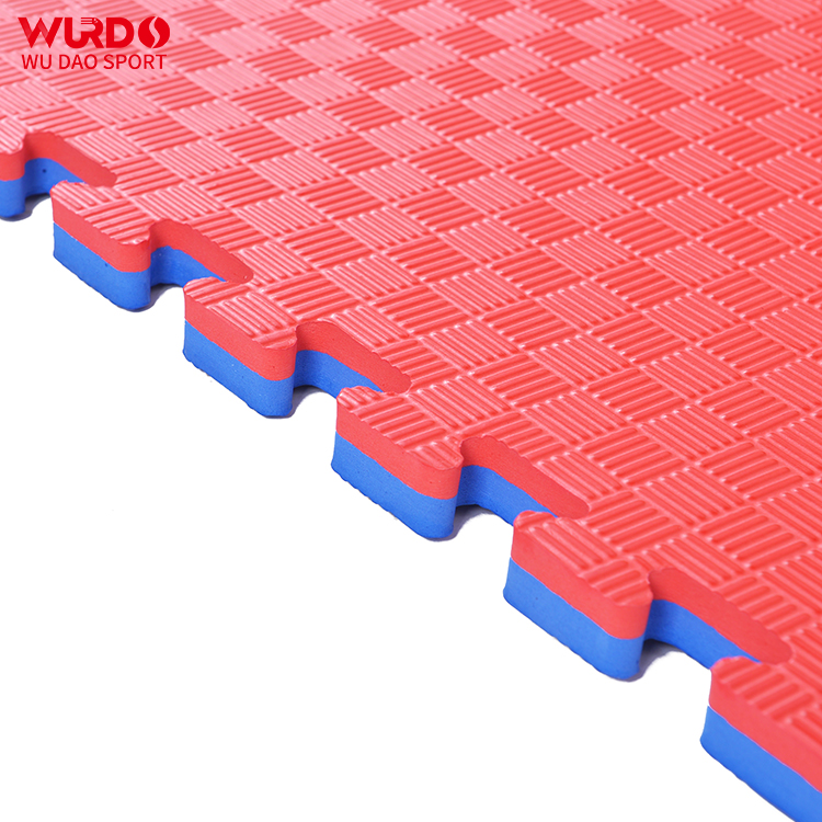 High Density Premium EVA Foam Tatami Mat for GYM Floor taekwondo Standard