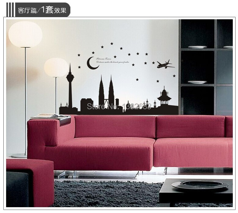 Bedroom Decor Malaysia: Online Buy Wholesale Wall Stickers Malaysia From China