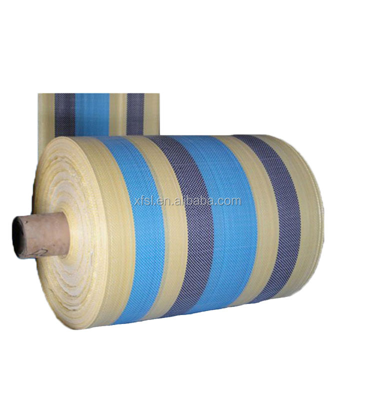 China factory fancy design product comfortable pp woven fabric roll