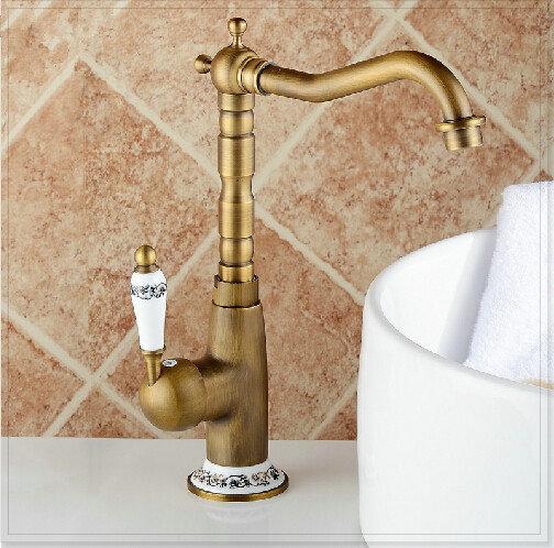 Old Kitchen Sink Plumbing: 2015-new-bathroom-antique-basin-faucet-vintage-kitchen