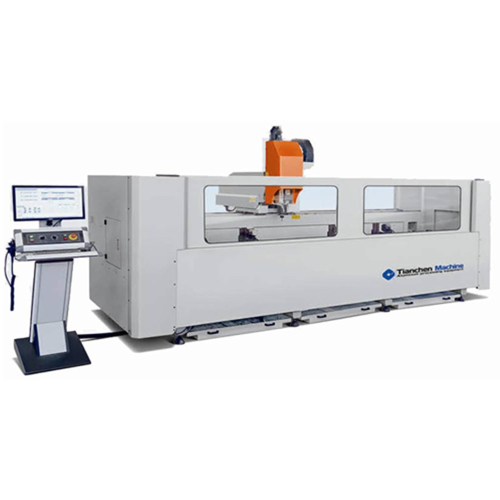 Window Door Making Machine Aluminium processing high speed CNC Milling Drilling Machining Center