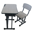 High School School Chairs School High School Student Cheap Wood Learning Table And Chair Set