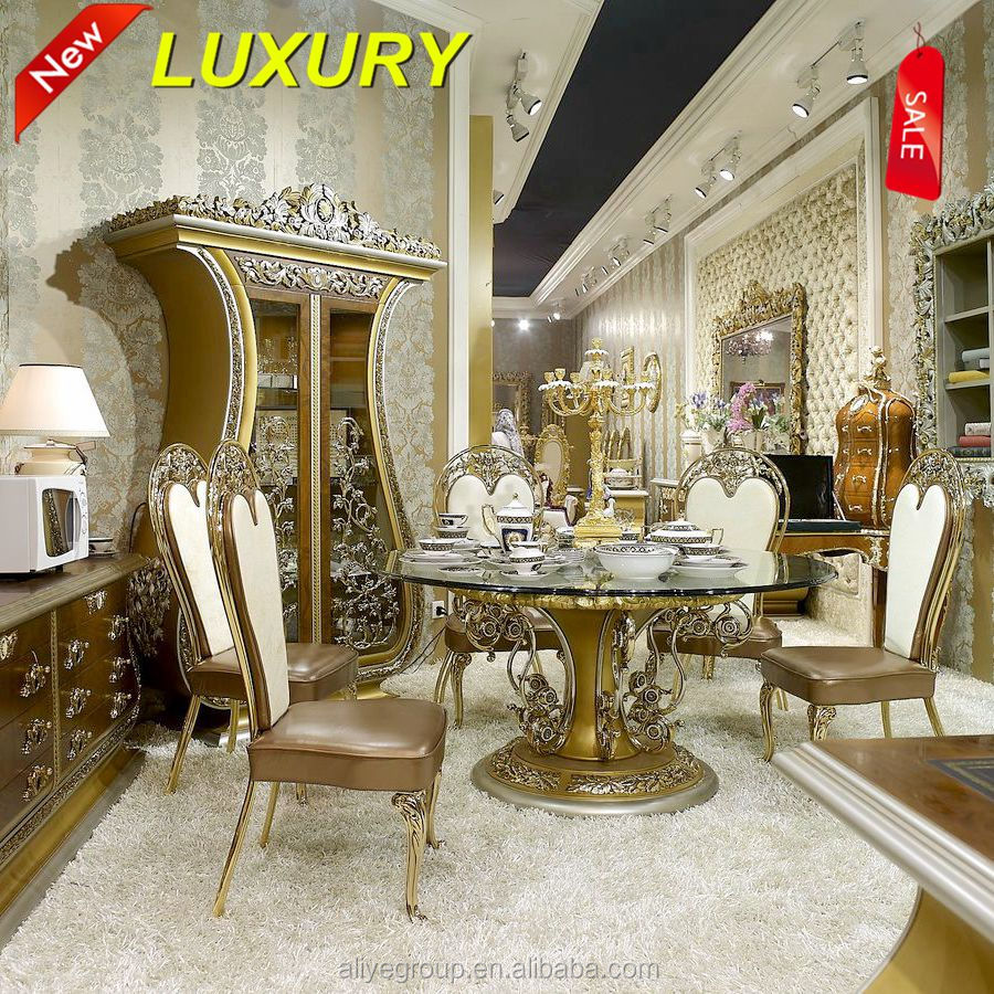 Tyx606a Luxury Luxury Dining Room Furniture Antique Dining Table Sets Buy Dining Room Furniture Dining Table Sets Antique Dining Table Product On Alibaba Com
