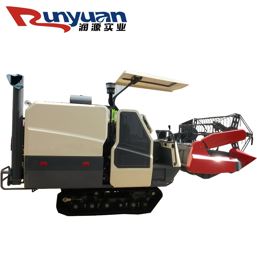 India best-selling model rice combine harvester 4LZ-2.3