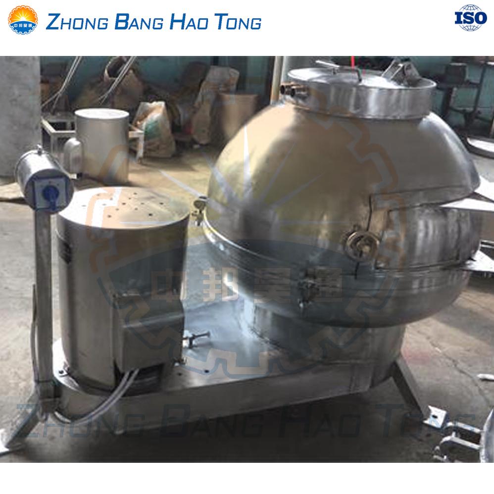 Cattle tripe washing machine for abattoir plant