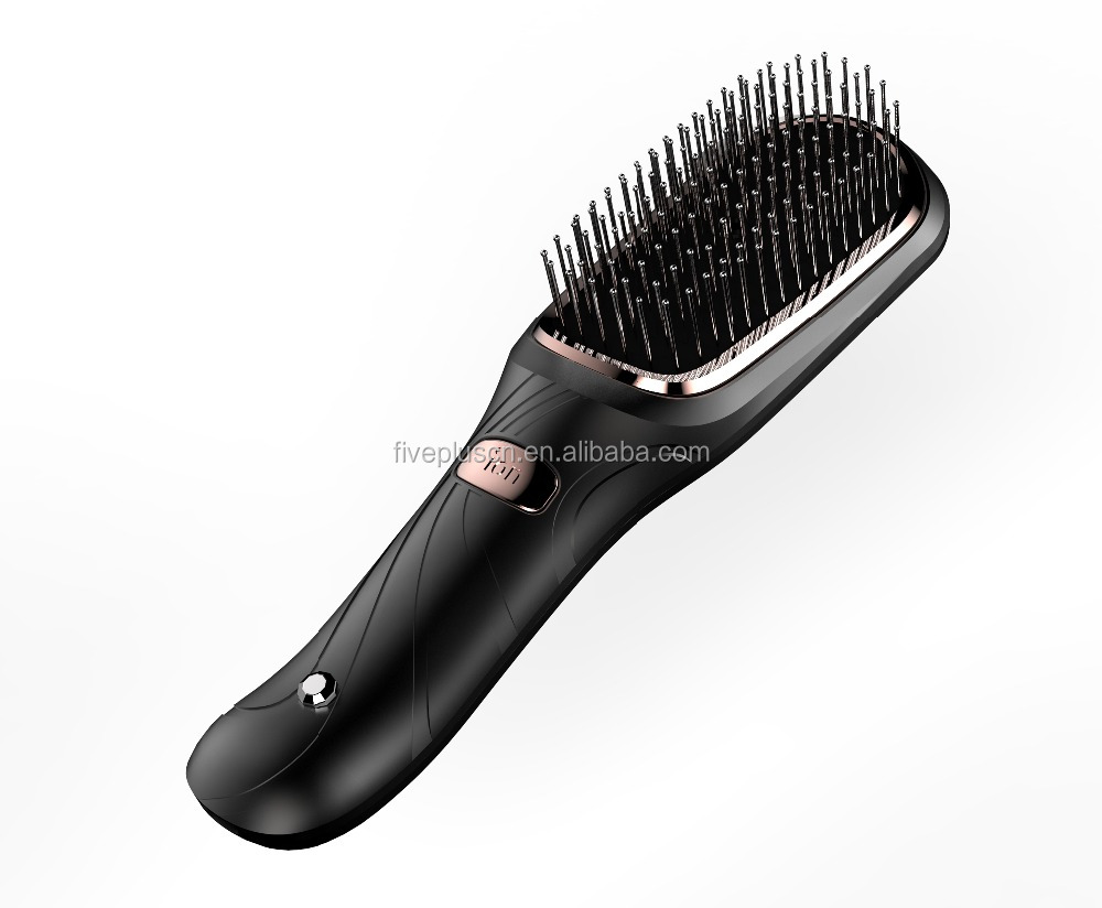 vibration health care hair growth comb Ionic styling brush battery operated sclap vibrating Massage Comb