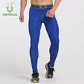 Hearui Men Compression Pants Basketball Football Training Leggings Quick Dry GYM Fitness Base Layer