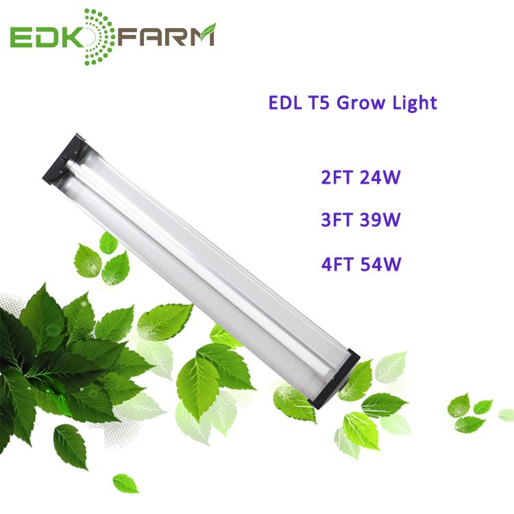 4ft 54 w лампа светильник t5 флуоресцентные огни растут