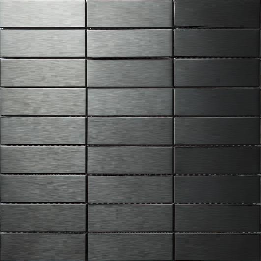 carrelage mural en mosaique de metal noir brillant texture et en ceramique buy tuile de mosaique en metal tuile de mur exterieur tuile de mur en